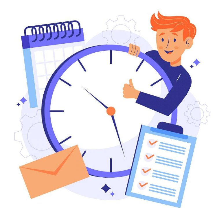 Why is time management important in school?